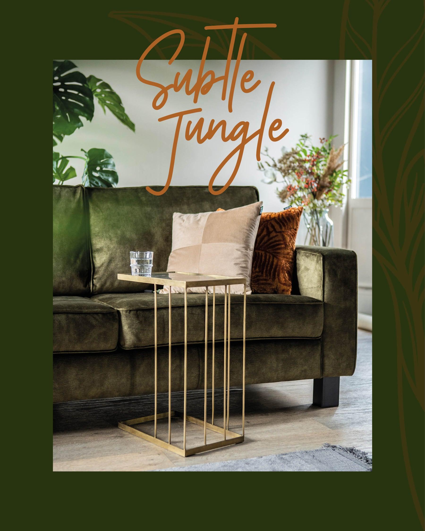 Subtle jungle